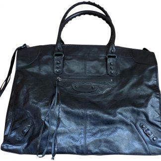 35c41c312 Perfect Quality Balenciaga Imitation Glossy Limited Edition Satchel ...