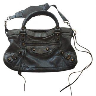 a7431cbad8c1 Wholesale Handbags Balenciaga Imitation Motocross Classic First Blue Leather  Baguette balenciaga wiki